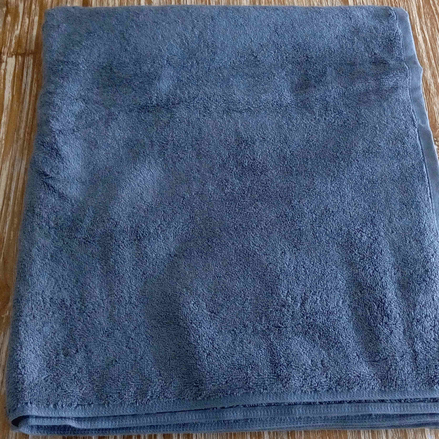 Medium Towel - Grey - BaliOz