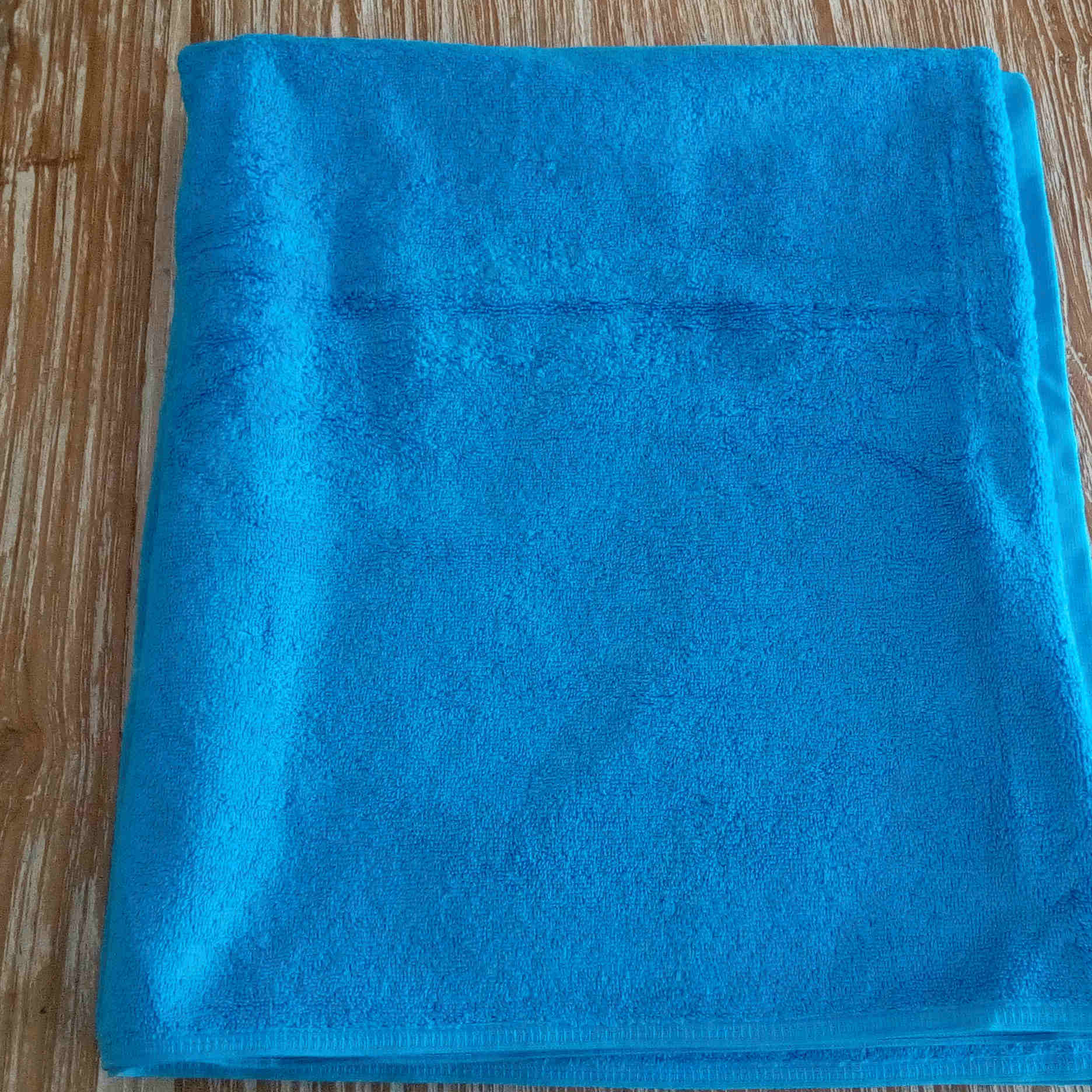 Medium Towel - Turquise - BaliOz